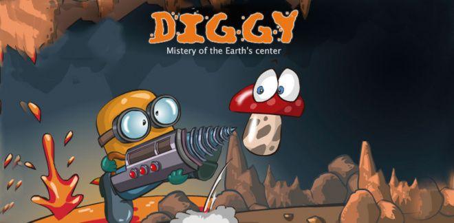 Juegos Boing - Diggy