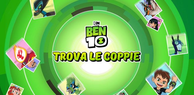 Gioca con Ben 10