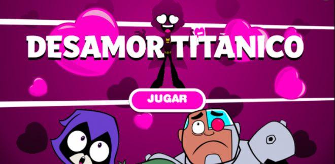 Teen Titans Go - Desamor titánico