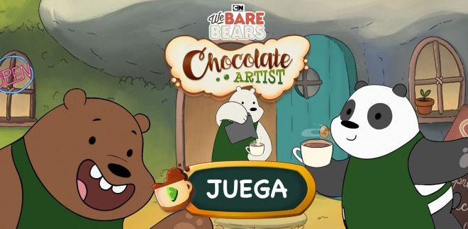 Somos Osos - Artista del chocolate