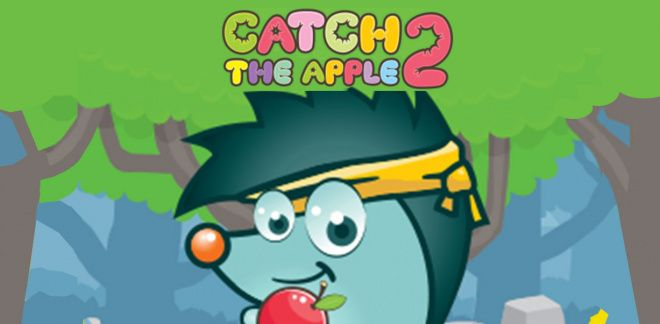 Juegos Boing -  Catch The Apple 2