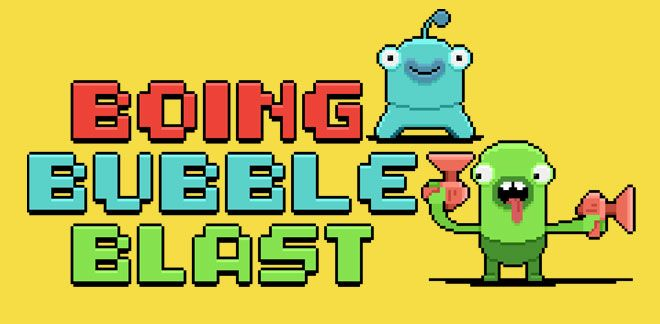Boing Bubble Blast - Juegos Boing