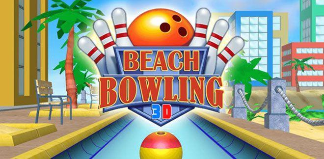 Juegos Boing - Beach Bowling 3D