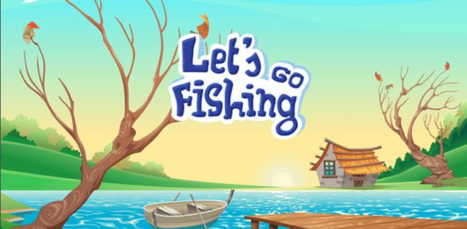 Juegos Boing - Let's go fishing