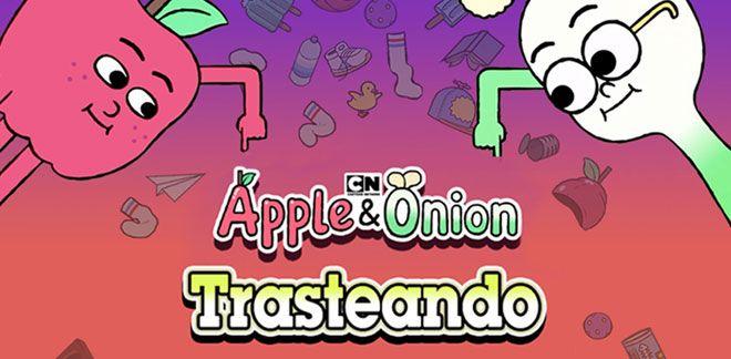Manzana y Cebolleta - Trasteando