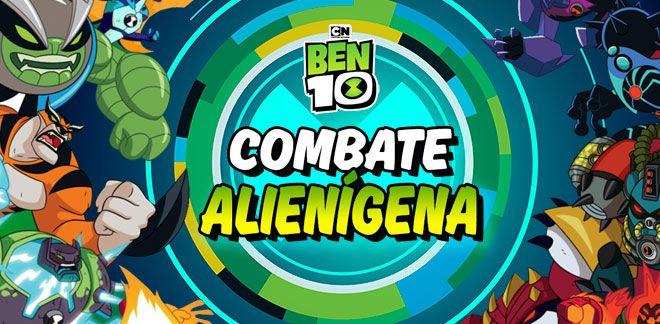 Ben 10 - Combate alienígena