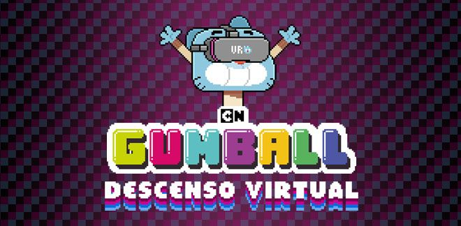 El asombroso mundo de Gumball - Descenso Virtual