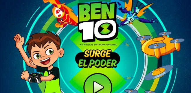 Surge el poder - Ben 10