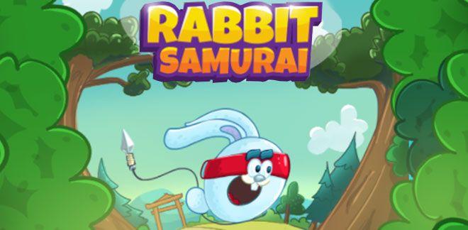 Juegos Boing - Rabbit Samurai