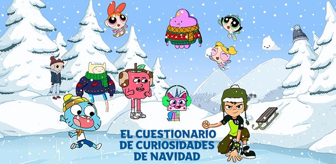 El asombroso mundo de Gumball - El cuestionario de curiosidades de Navidad