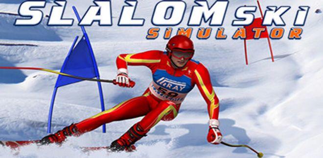 Slalom Ski Simulator - Game Boing