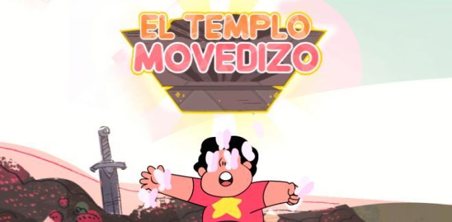 Steven Universe - El templo movedizo