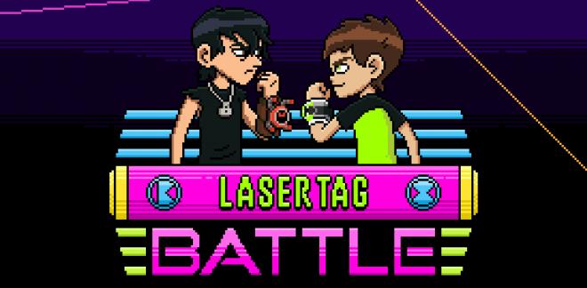 Ben 10 - Laser Tag battle
