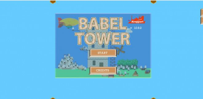 Game Cartoonito - Babel Tower