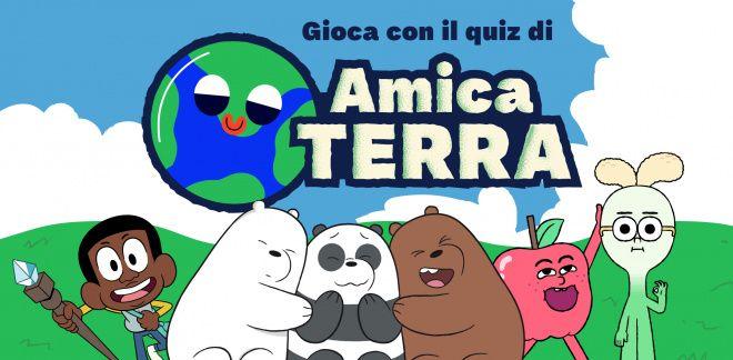 Amica Terra - Test: Quanto sei Green?