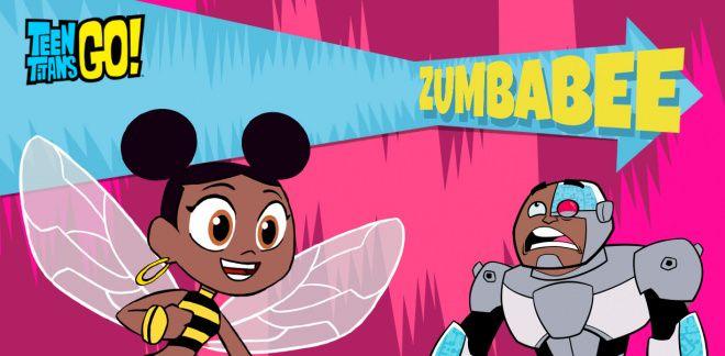 Teen Titans Go! - Zumbabee