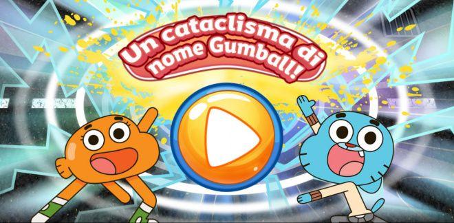 Un cataclisma di nome Gumball