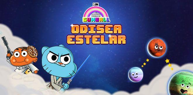 Odisea estelar - El asombroso mundo de Gumball