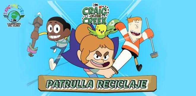 Patrulla Reciclaje - El mundo de Craig