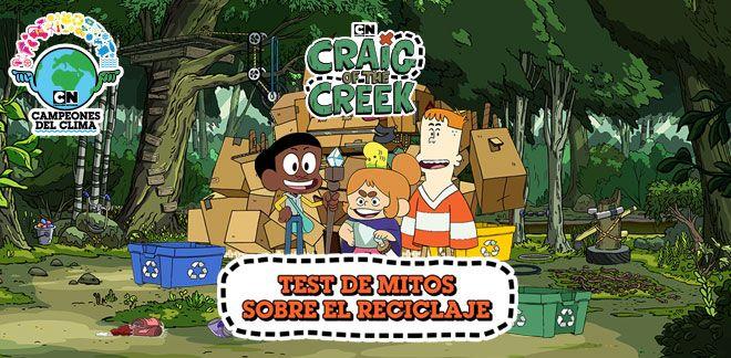 Test de Mitos sobre el Reciclaje - El mundo de Craig