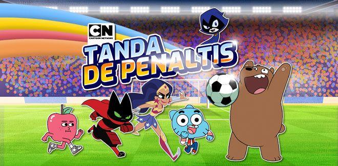 Tanda de penaltis -  El asombroso mundo de Gumball
