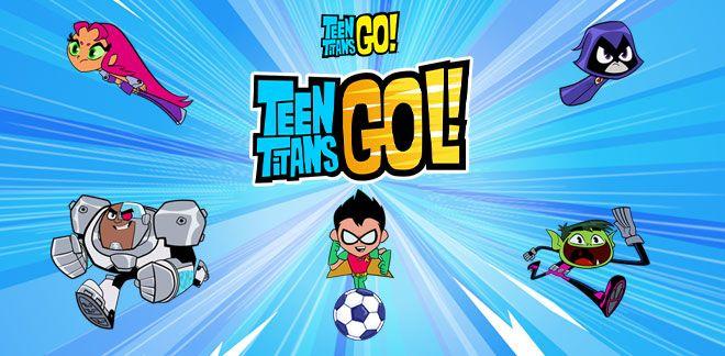 Teen Titans Go! - Teen Titans Gol!