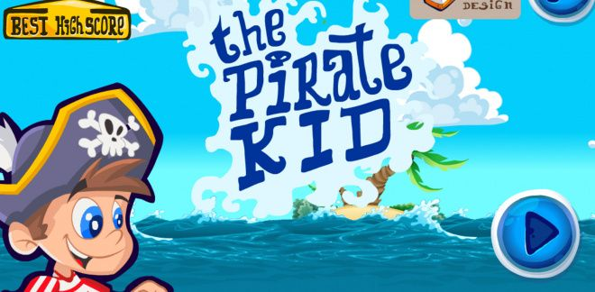 Game Boing Pirate Kid