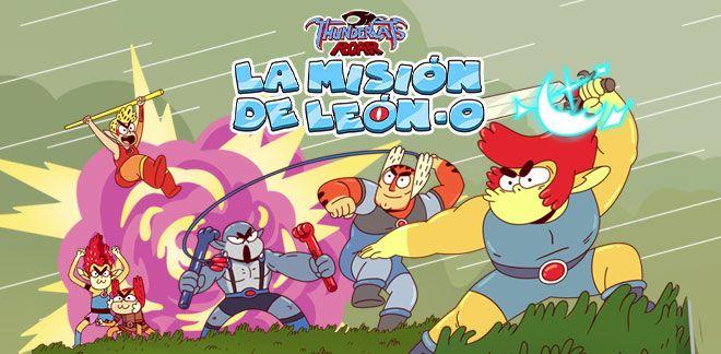 Thundercats Roar - La Misión de León-O