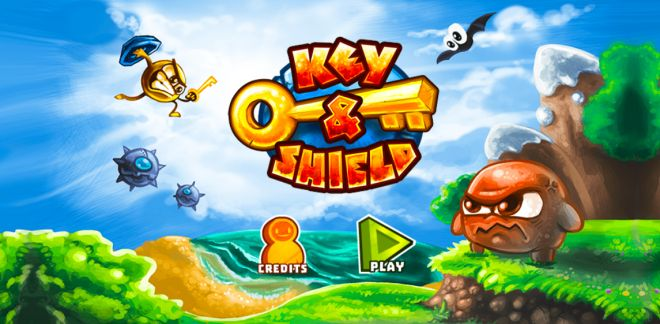 Game Boing - Key & Shield