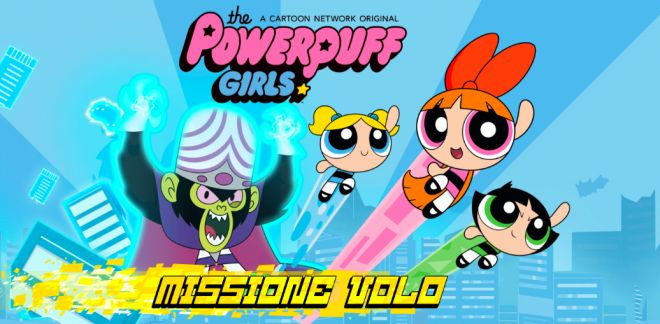 Missione volo - The Powerpuff Girls