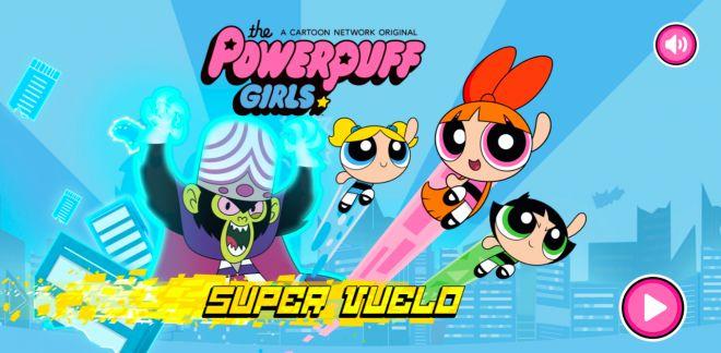 Las Supernenas - Super Vuelo