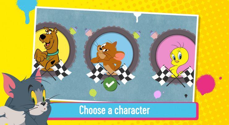 Boomerang Make and Race - Screenshots 1