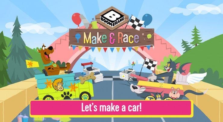 Boomerang Make and Race - Screenshots 0