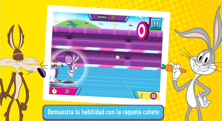 Boomerang All Stars - Capturas de pantalla 4