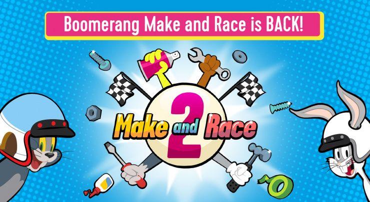Make and Race 2 - Screenshots 0