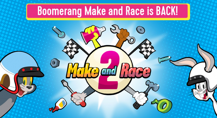Make and Race 2 - Screenshots 0