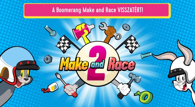 Make and Race 2 - Képernyőfelvételek 0