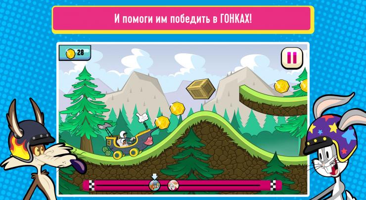 Мультяшные гонки 2 - Снимки экрана 4