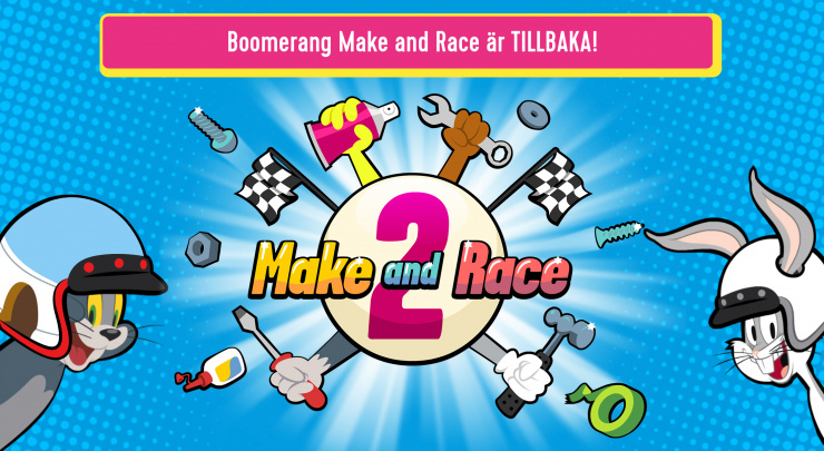 Make and Race 2 - Skärmbilder 0
