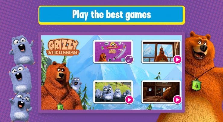 Boomerang Playtime - Screenshots 3