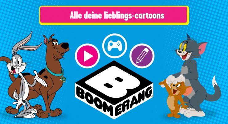 Boomerang: Zeit zum Spielen - Screenshots 0