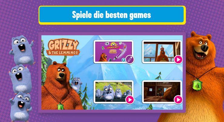 Boomerang: Zeit zum Spielen - Screenshots 3