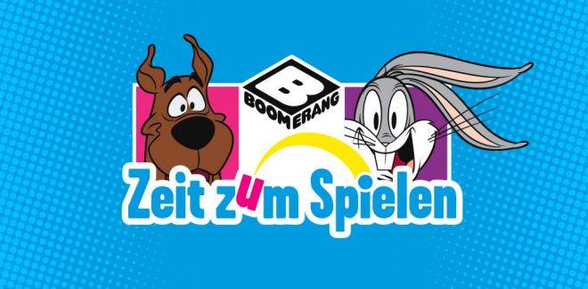 Boomerang: Zeit zum Spielen