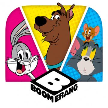 Boomerang L'heure des jeux - Icône de l'application