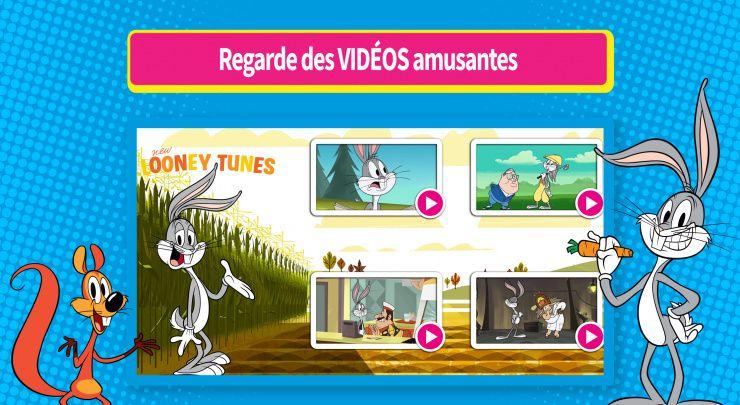 Boomerang L'heure des jeux - Captures d'écran  4