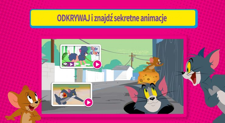 Boomerang Zabawa - Zrzuty z ekranu  2