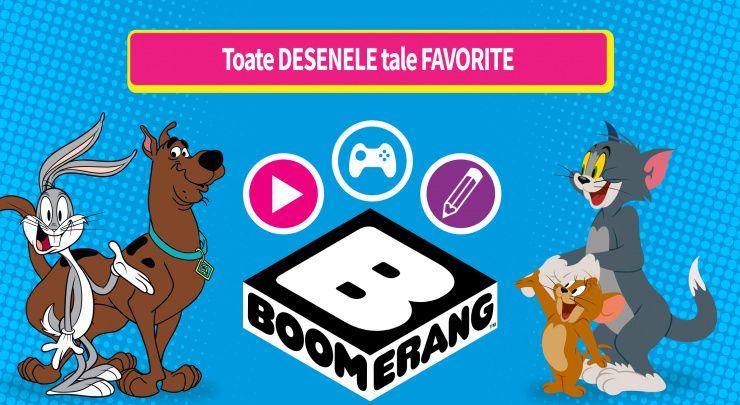 Boomerang Playtime - Capturi de ecran 0
