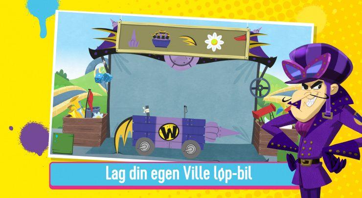 Boomerang Make and Race - Skjermbilder 6