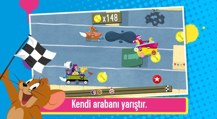 Boomerang Yap ve Yarış - Ekran Görüntüleri 7