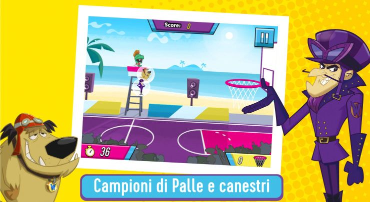 Boomerang All-Stars - Screenshot 8